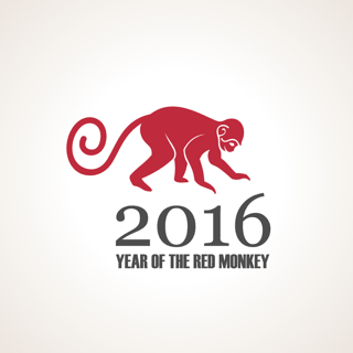 Year of the Red Monkey-2016