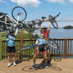 Ragbrai Finish 2017