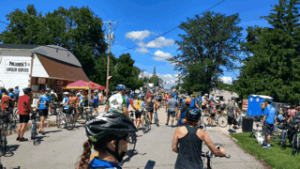 Ragbrai 2017 bike ride
