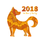 2018- Year of the Brown Dog